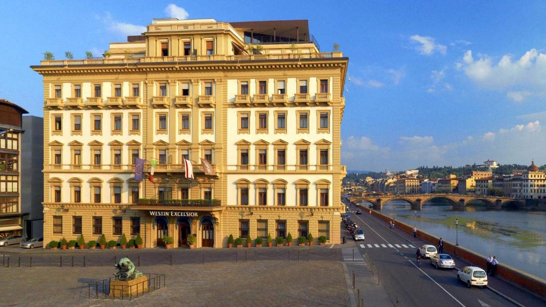 Hotel Westin Excelsior